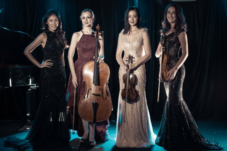 Strings en Vogue